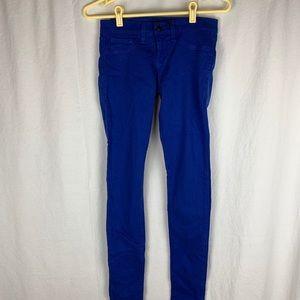 Flying monkey blue jeans